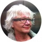 Diet Scholten,toenmalig hoofdredacteur van Akkoord Magazine