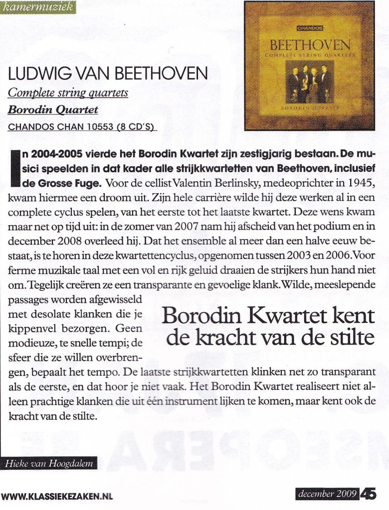 KZ_2009-11-20_Beethoven-strijkkwartetten_BorodinQuartet-780x1024